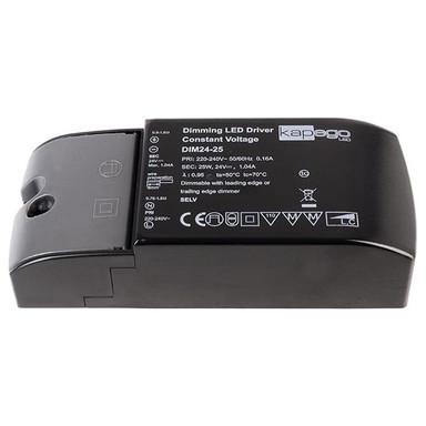 LED Schaltnetzteil 24V 25W dimmbar