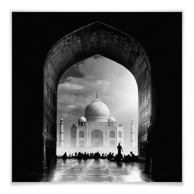 Poster Buhligaha - Mystical Taj Mahal