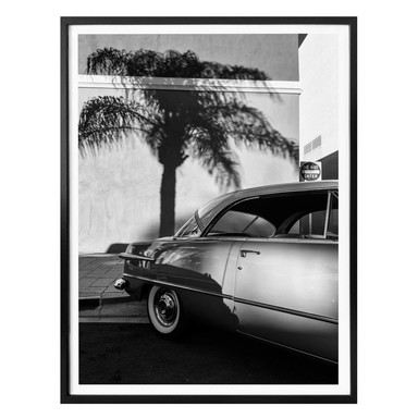 Poster Ochlich - Oldtimer in Palm Springs