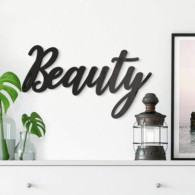 Acrylbuchstaben - Beauty