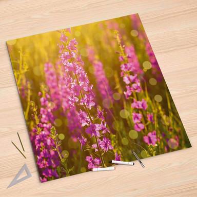 Folienbogen (90x90cm) - Flower Meadow