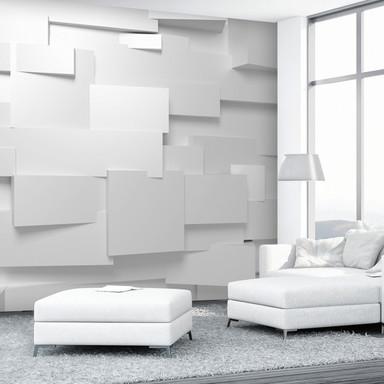 Fototapete Papiertapete 3D Wall - Bild 1