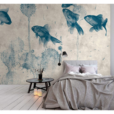 Livingwalls Fototapete Walls by Patel pond 1 - Bild 1