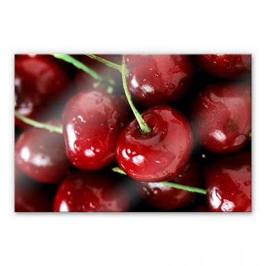 Acrylglasbild Cherry