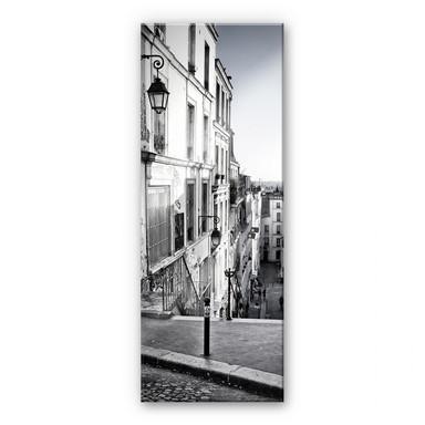 Acrylglasbild Montmartre - Panorama