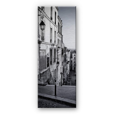 Alu Dibond Bild Montmartre - Panorama