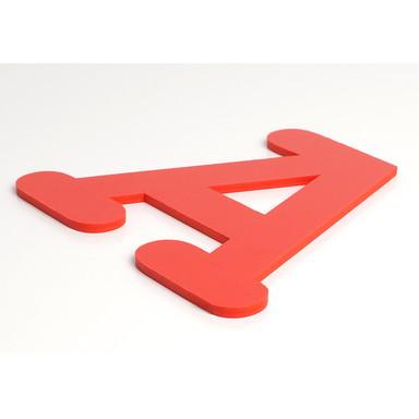 Dekobuchstaben 15cm Buchstabenhöhe bunt