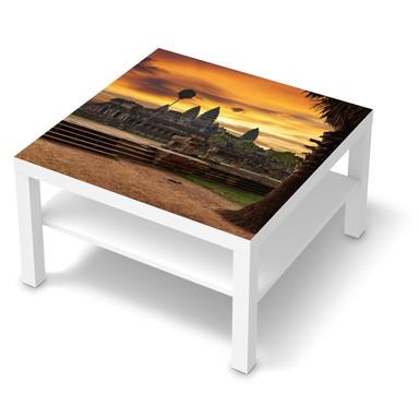 Möbelfolie IKEA Lack Tisch 78x78cm - Angkor Wat