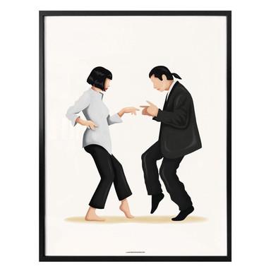 Poster Tohmé - Pulp Fiction