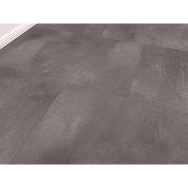 Vinyl-Designboden JOKA 633   Faced Concrete Dark 266