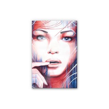 Acrylglasbild Müller -Anime