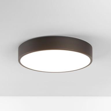 LED Deckenleuchte Mallon in Bronze 16.2W 732lm IP44