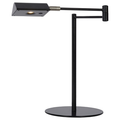 LED Schreibtischlampe Nuvola 9W 3000K 640lm in Schwarz