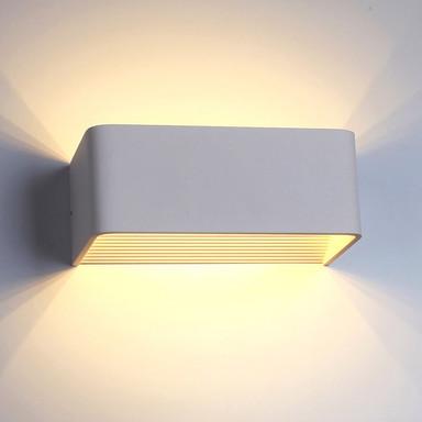 LED Wandleuchte Up&Down 200 6W, IP40. weiss, warmweiss