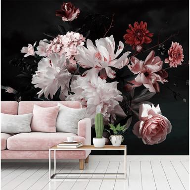 Livingwalls Fototapete Designwalls Bunch of Flower Blumen - Bild 1