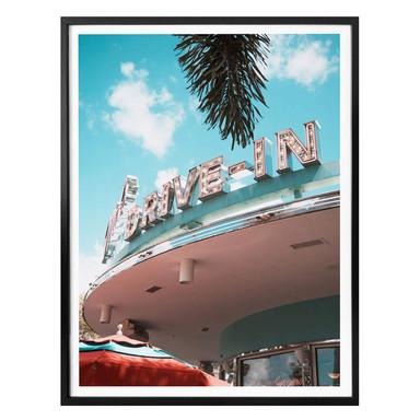 Poster Miami Drive-In - Seitenansicht