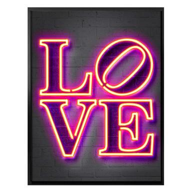Poster Mielu - Love