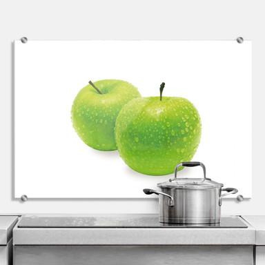 Spritzschutz Green Apple