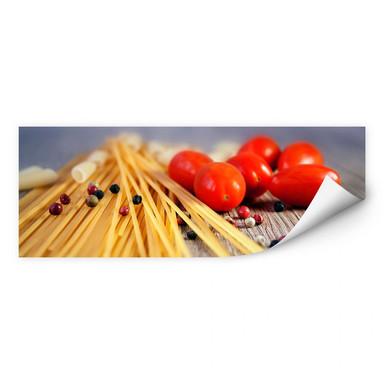 Wallprint Spaghetti alla mamma