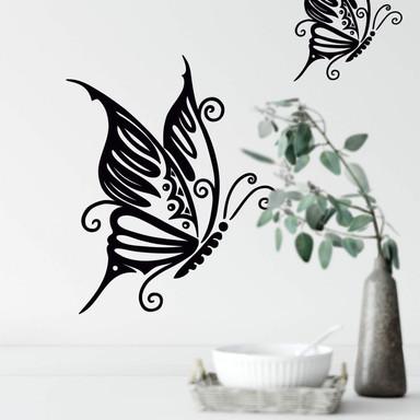 Wandtattoo Schmetterling 7
