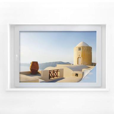 Sichtschutz Mediterrane Aussicht