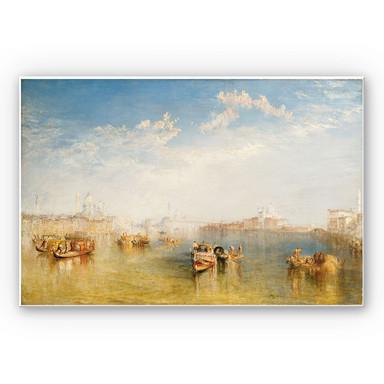 Hartschaumbild Turner - Giudecca, La Donna Della Salute und San Giorgio