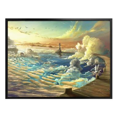 Poster aerroscape - Am Ufer des Himmels