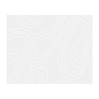 Mustertapeten Architects Paper überstreichbare Vliestapete Pigment Classic Weiss, überstreichbar