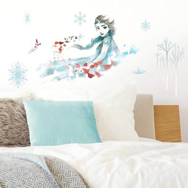 Wandsticker-Set Die Eiskönigin 2 - Elsa in wasserfarben - Bild 1