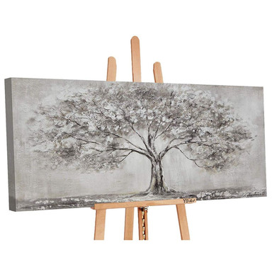 Acryl Gemälde handgemalt Lebensbaum 120x60cm - Bild 1