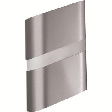 Dezente Energiespar-Wandleuchte Malia - Aluminium (lackiert)