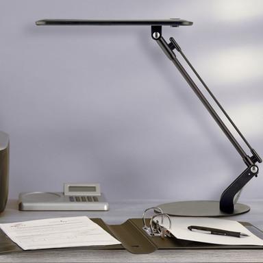 LED Schreibtischleuchte Rumba 5.2W 500lm 4000K in Schwarz