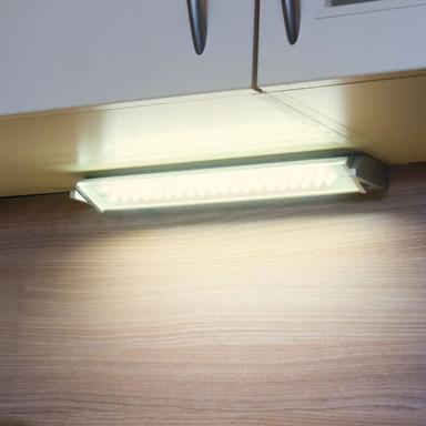 LED Unterbauleuchte Miami in Weiss 10W 3000K 680lm 580mm