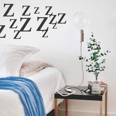 Wandtattoo Tiefschlaf