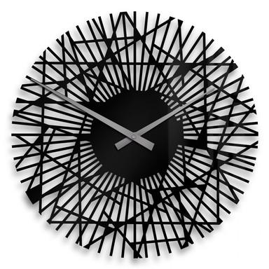 Acrylglasbild Abstrakte Uhr