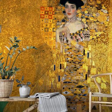 Fototapete Klimt - Bildnis der Adele Bloch Bauer - 240x260cm