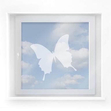 Milchglasfolie Schmetterling