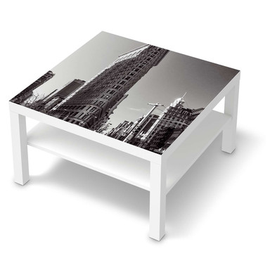 Möbelfolie IKEA Lack Tisch 78x78cm - Manhattan