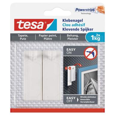 tesa® Klebenagel Tapete & Putz 2x1kg - Bild 1