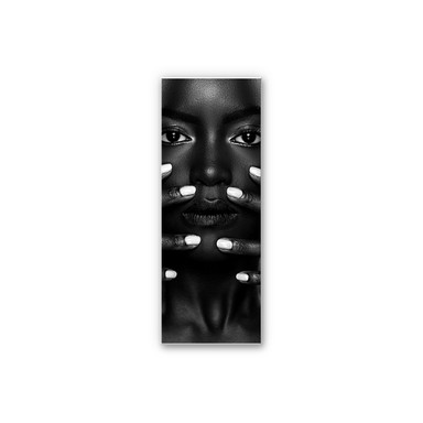 Wandbild Wuttke - Black and White 01 - Panorama
