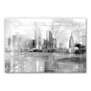 Acrylglasbild Schüssler - Frankfurt am Main