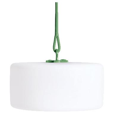 Fatboy LED Leuchte thierry le swinger Pendel- und Erdspiessleuchte in Grün