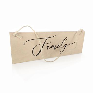 Holzschild Family
