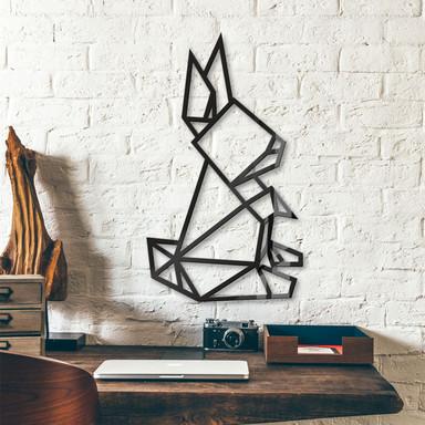 Acryldeko Origami Hase