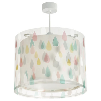 Kinderzimmer Pendelleuchte Color Rain E27