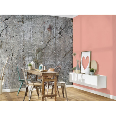 Livingwalls Fototapete Designwalls Old Concrete in Betonoptik - Bild 1