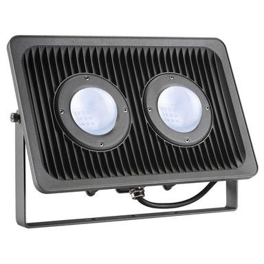Outdoor LED Strahler Milox, anthrazit, 2-flammig, 4000 K, IP55