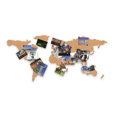 Pinnwand Weltkarte - Bild 1