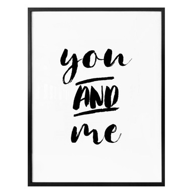 Poster You and Me