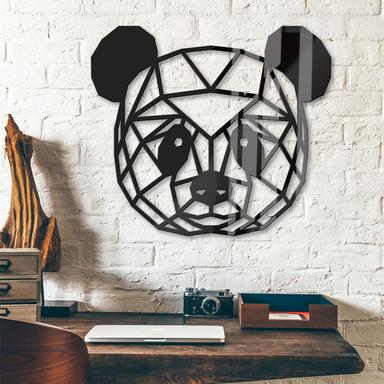 Acryldeko Origami Panda